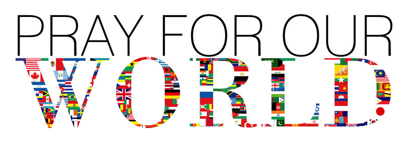 Pray For Our World 2019 Pray4World